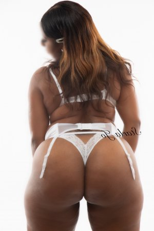 Rufine erotic massage in Frederick