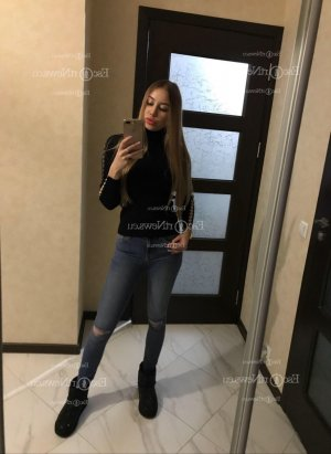 Keti nuru massage in Webb City